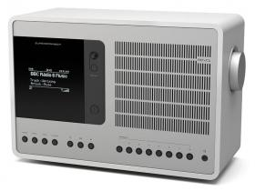 Revo SuperConnect (Wifi/FM/DAB/Bluetooth zenelejátszó) White